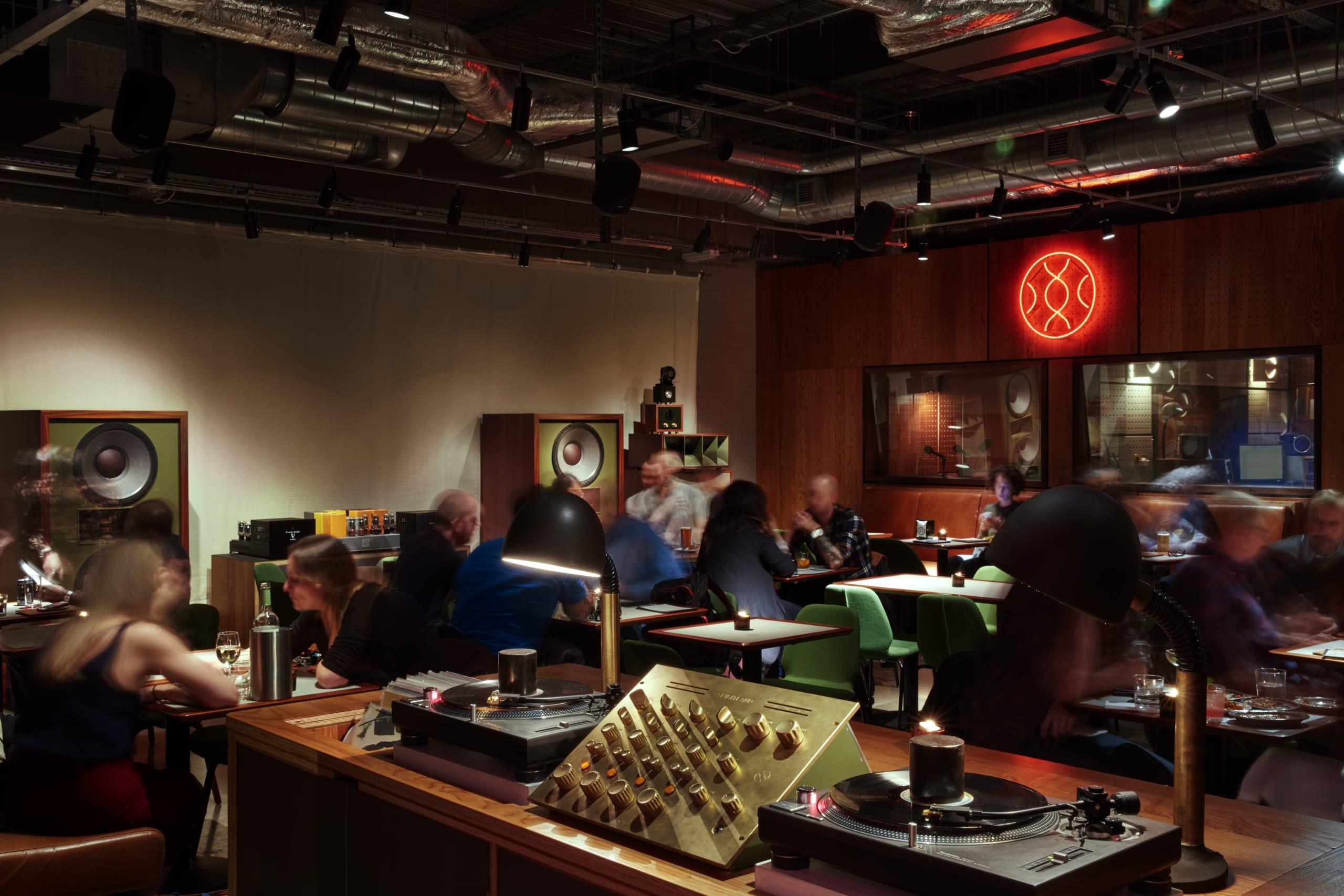 Spiritland(スピリットランド) -ロンドンのミュージックラバーズが集う場所