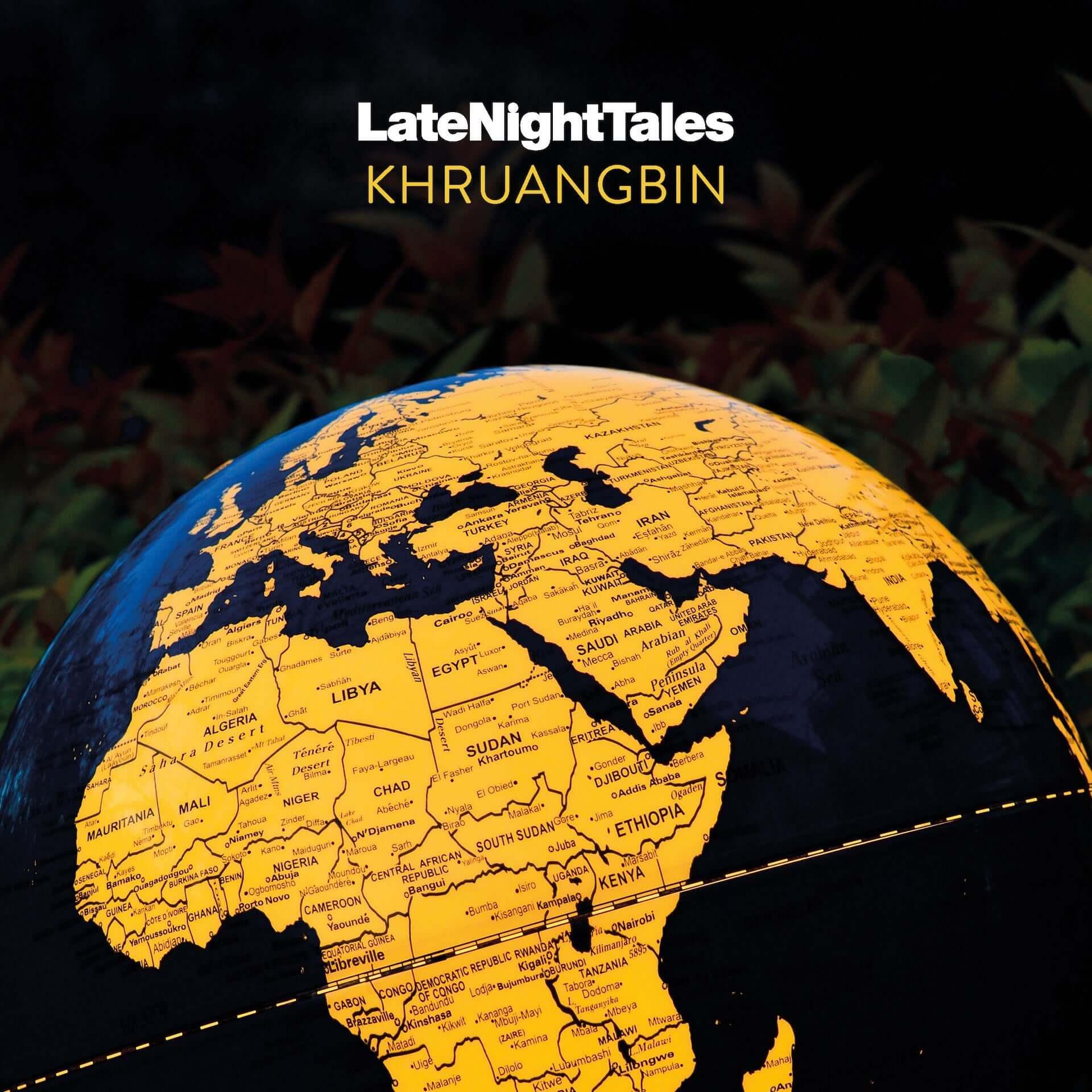 クルアンビンによる夜聴きコンピの決定盤『Late Night Tales』リリース!柳ジョージによるレア・グルーヴの名曲も収録