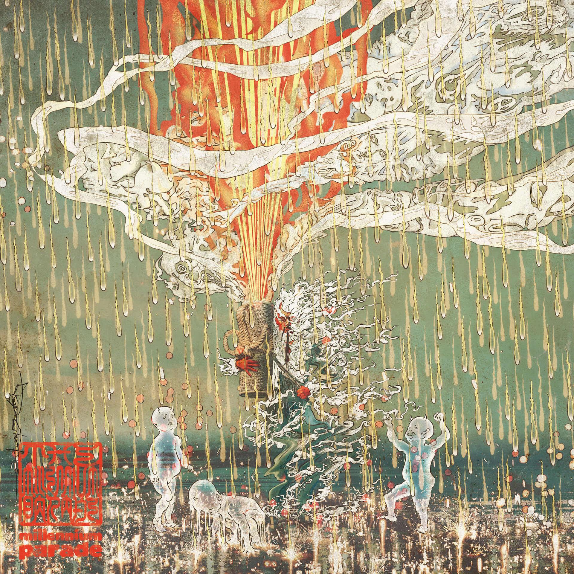 常田大希率いるミレニアム・パレードのファーストアルバム『THE MILLENNIUM PARADE』新アーティスト写真が公開