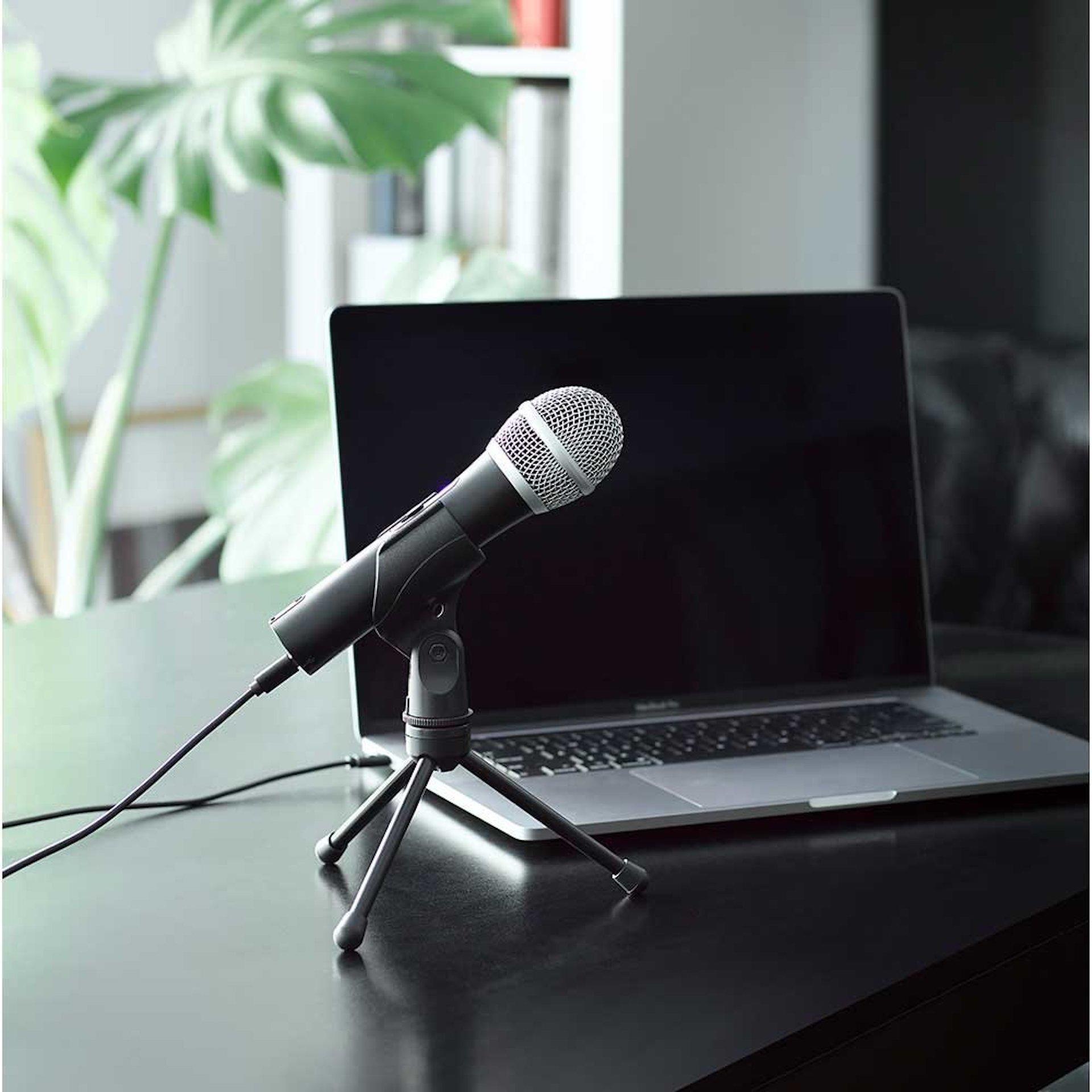 YouTubeからPodcastまで!コンテンツ制作に役立つATおすすめマイク5選