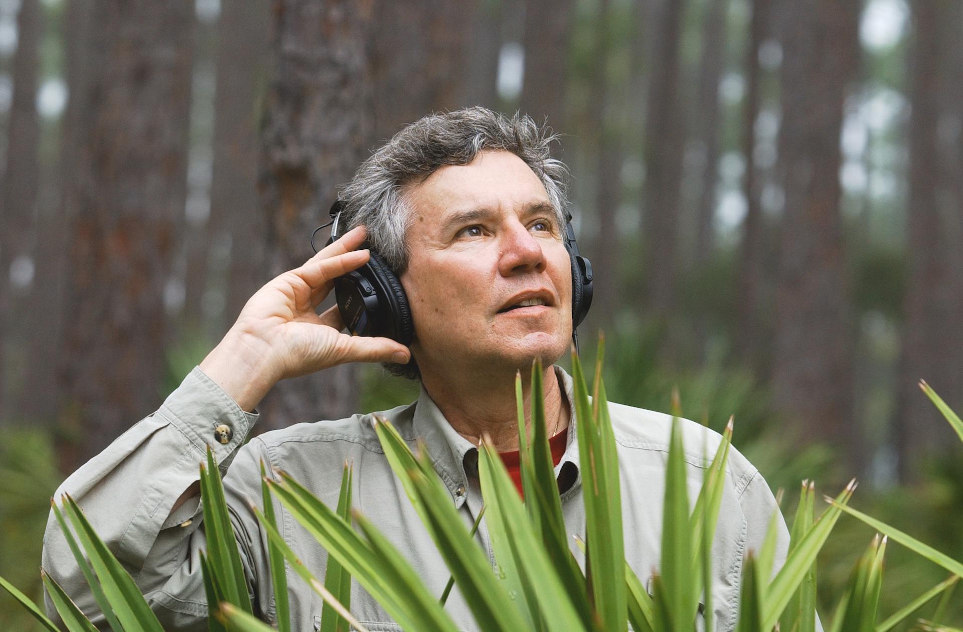 アリの歌声、イソギンチャクの独り言。2,000の生息地で録った1万5000種のサウンド。自然界の音から聞く世界の変化