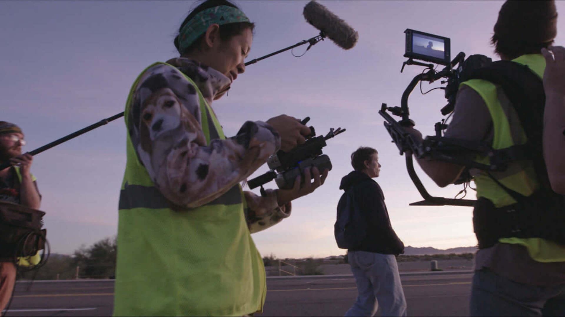 アカデミー賞最有力『ノマドランド』の特別映像が解禁。ルドヴィコ・エイナウディが手がける音楽にのせて映し出される物語