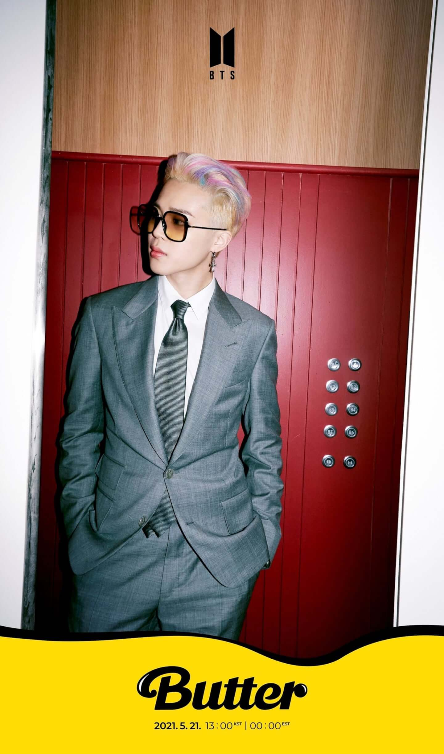 "BTS、待望の新曲""Butter""を5月21日に全世界同時リリース!メンバー別ティーザーフォトが公開"