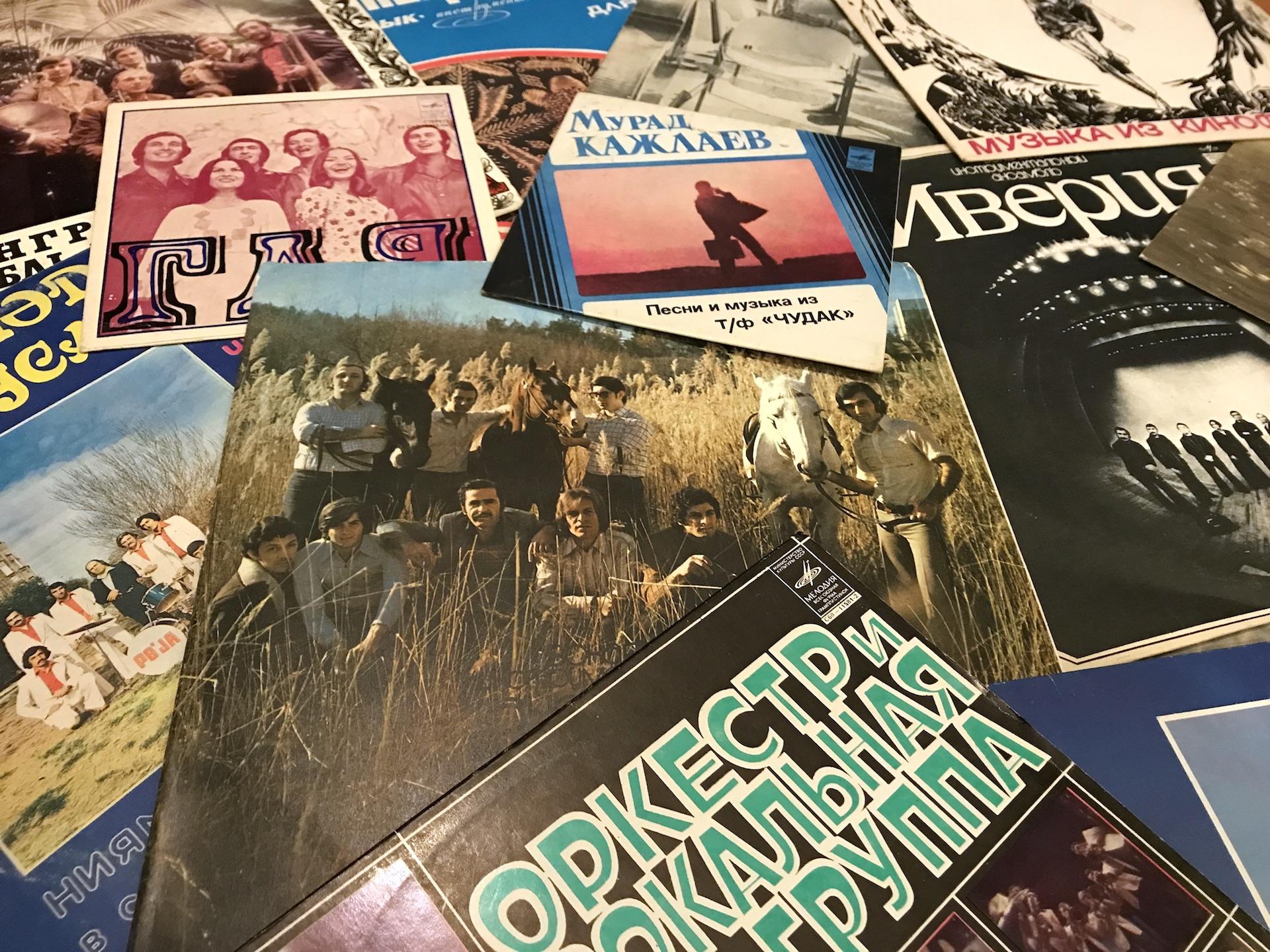 旧ソ連のロスト・ミュージック