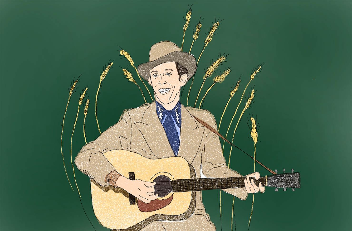 カントリーミュージックとフォークソングが歌うアメリカの労働。ファーマーたちの心と音楽のルーツ