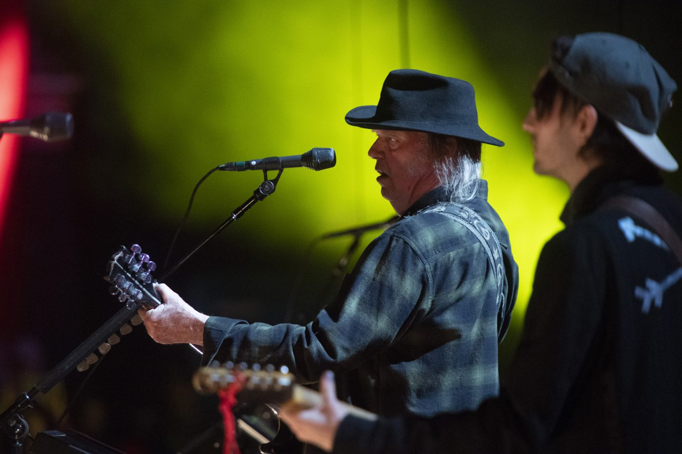 Neil Young(ニール・ヤング)。