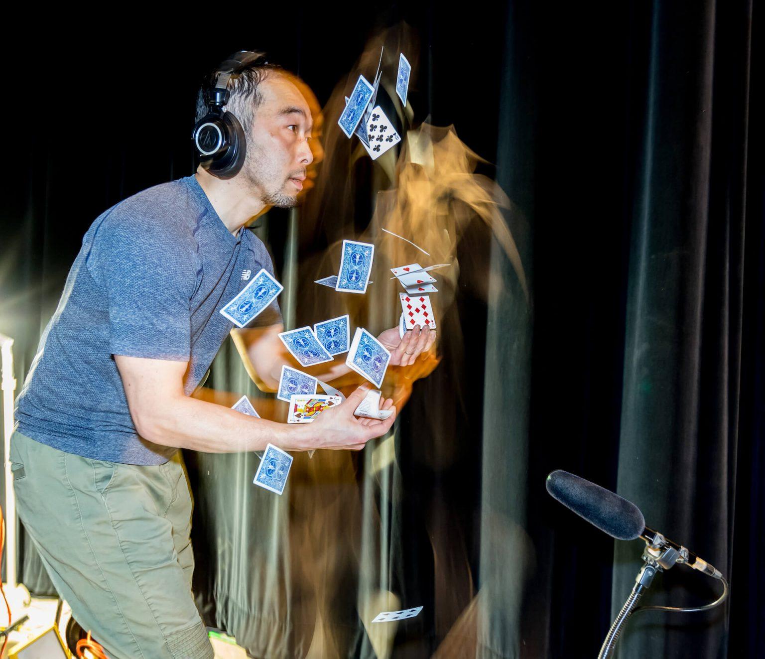"""フォーリーアーティスト小山吾郎!海を超えて出会った世界、聴こえた""""音"""""""