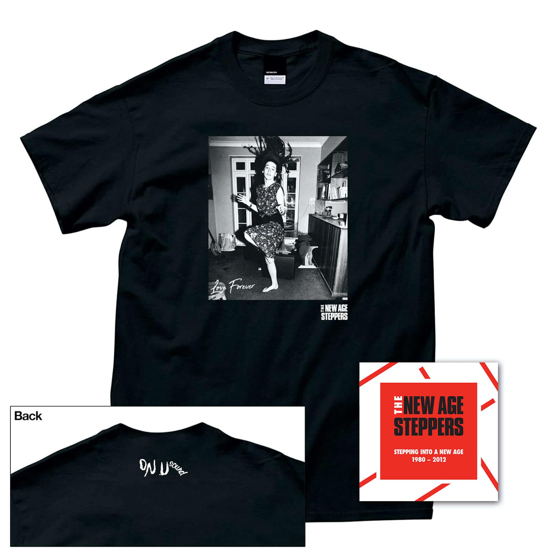 """ニュー・エイジ・ステッパーズの5枚組ボックスセットからチャカ・カーン""""Some Dub""""のカバーが解禁。ドラムはスタイル・スコット"""
