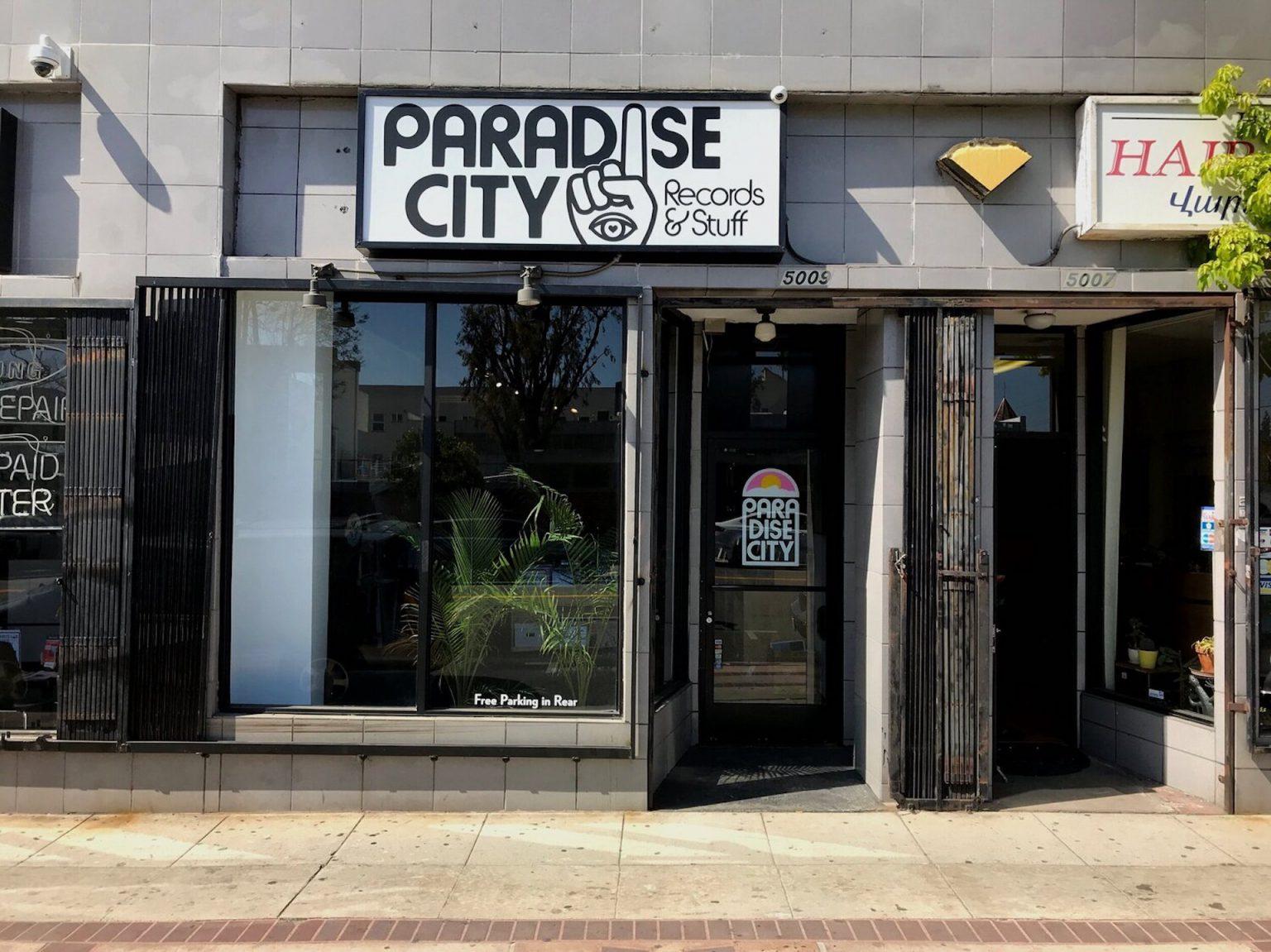 Paradise-Records_17.05.20-1440x1079 オーディオテクニカとDiscogsが提携し、世界各国のレコード店をサポート