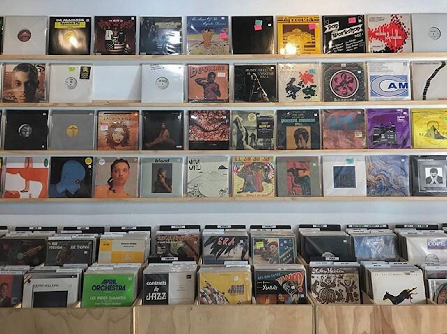 Paradise-Records_18.05.20-1440x1078 オーディオテクニカとDiscogsが提携し、世界各国のレコード店をサポート