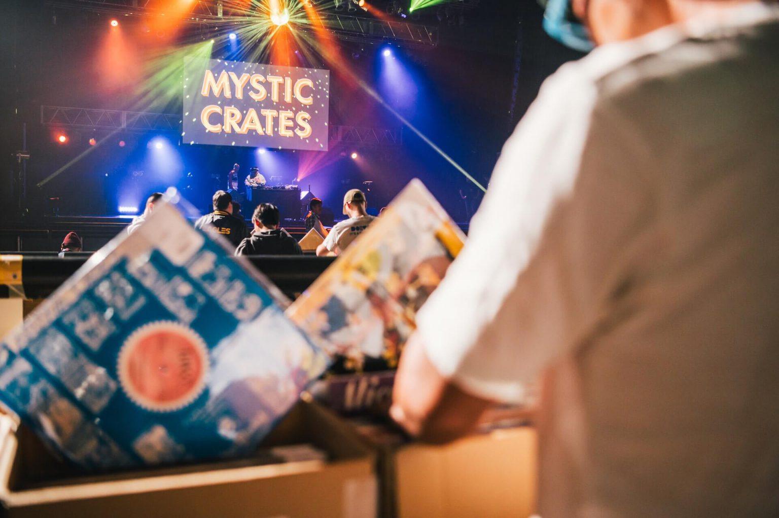 20191102_qetic-05-1440x959 レコード市と音楽パフォーマンスを同時に楽しめるレコード・フェス:Discogs Presents Mystic Crates