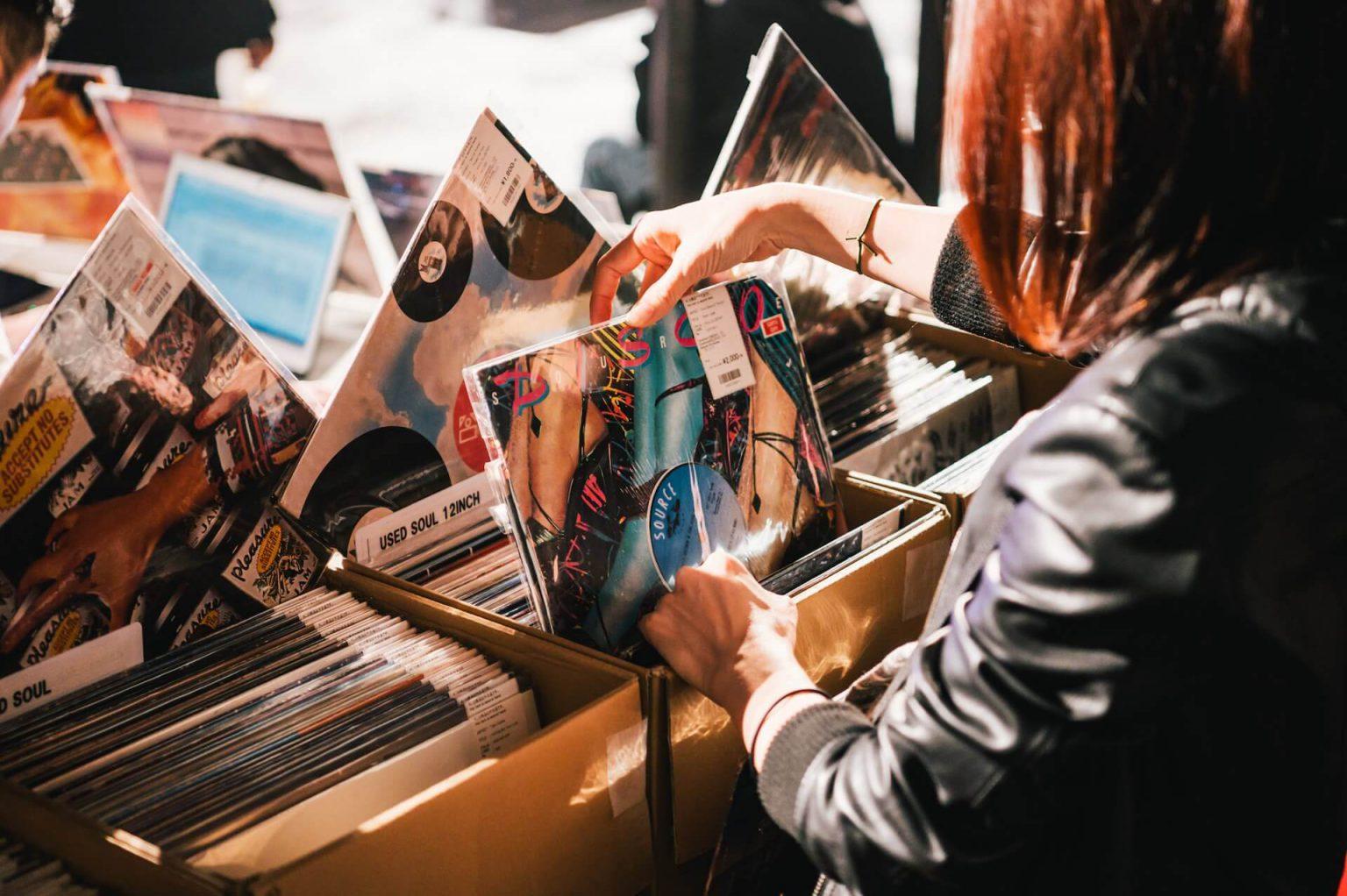 20191102_qetic-al-08-1440x959 レコード市と音楽パフォーマンスを同時に楽しめるレコード・フェス:Discogs Presents Mystic Crates