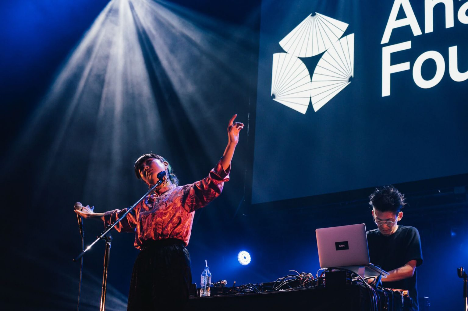 20191102_qetic-al-12-1440x959 レコード市と音楽パフォーマンスを同時に楽しめるレコード・フェス:Discogs Presents Mystic Crates